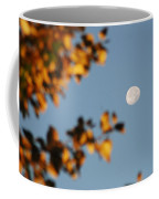 Moonset Morning Coffee Mug