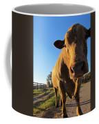 Mooo-ve Over Coffee Mug