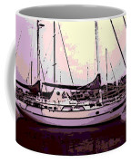 Moored Coffee Mug