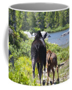 Moose Ends Baxter State Park Maine Coffee Mug