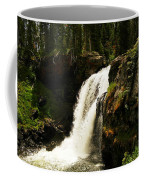 Moose Falls Coffee Mug