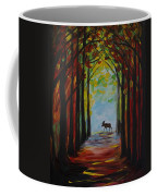 Moose Territory Coffee Mug