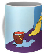 Mop And Bucket Coffee Mug