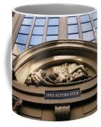 Morbid Arch Decoration. Coffee Mug