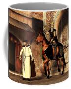 Mordechai And Haman Coffee Mug