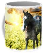 Morisco At Sunset Coffee Mug
