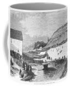 Mormon Baptismal, 1873 Coffee Mug