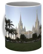 Mormon Cathederal San Diego Coffee Mug