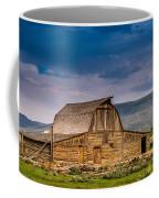 Mormon Row Barn 2 Coffee Mug