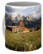 Mormon Row Barn Coffee Mug