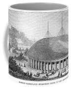 Mormon Tabernacle, 1870 Coffee Mug