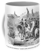Mormons At Nauvoo, 1840s Coffee Mug