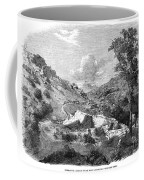 Mormons Emigrating, 1857 Coffee Mug