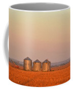 Morning At The Farm Watercolor Photoart Coffee Mug