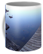 Morning Dock Coffee Mug