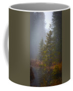 Morning Fall Colors Coffee Mug