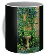 Morning Glory Garden In Provence Coffee Mug