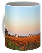 Morning In The Heartland Watercolor Photoart II Coffee Mug