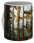Morning In The Swamps Coffee Mug