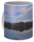 Morning Light On The River Coffee Mug