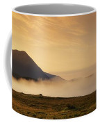 Morning Mist, Connemara, Co Galway Coffee Mug