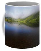 Morning Mist Over Gougane Barra Lake Coffee Mug