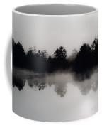 Morning Mist Reflection Coffee Mug