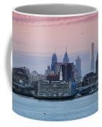 Morning On The Delaware River Coffee Mug