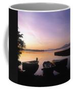 Morning Over Lough Leane, Killarney, Co Coffee Mug
