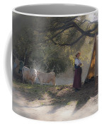 Morning Pleasantries Coffee Mug
