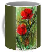 Morning Poppies Coffee Mug