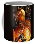 Morning Pumpkins Coffee Mug