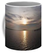 Morning Skies On The Chesapeake Coffee Mug