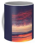 Morning Sky Portrait Coffee Mug