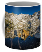 Morning Sun On Angel Lake Coffee Mug