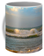 Morning Waves Coffee Mug
