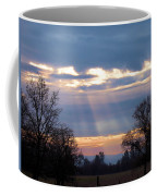 Mornings Heavenly Light Coffee Mug