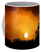 Morning's Mysterious Sunrise Coffee Mug
