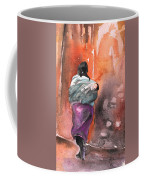 Moroccan Woman With Baby Detail Coffee Mug