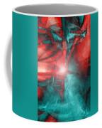 Morphing Thru Time Coffee Mug by Linda Sannuti
