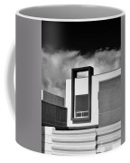 Morrison Window Bw Palm Springs Coffee Mug