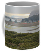 Morro Rock From The Elfin Forest Coffee Mug