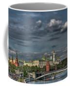 Moscow Kremlin Coffee Mug
