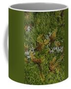 Moss And Lichen Coffee Mug