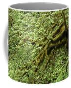 Moss Covered Tree Coffee Mug