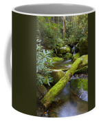 Moss Flourishing Coffee Mug