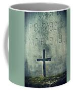 Mossy Tomb Coffee Mug