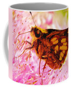Moth Two Coffee Mug
