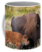 Mother And Calf Coffee Mug