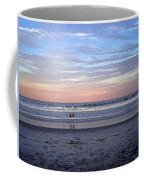 Mother And Daughter Beach Time Coffee Mug